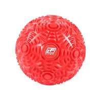 RitFit Deep Tissue Massage Ball Workout Accessories RitFit Red