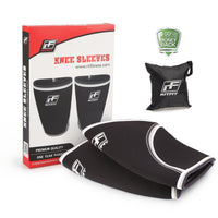 powerlifting knee sleeves