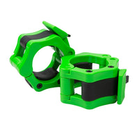 Ritfit Olympic Barbell Clamp (Pair of Two) RitFit Green