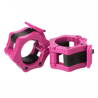 Ritfit Olympic Barbell Clamp (Pair of Two) RitFit Pink