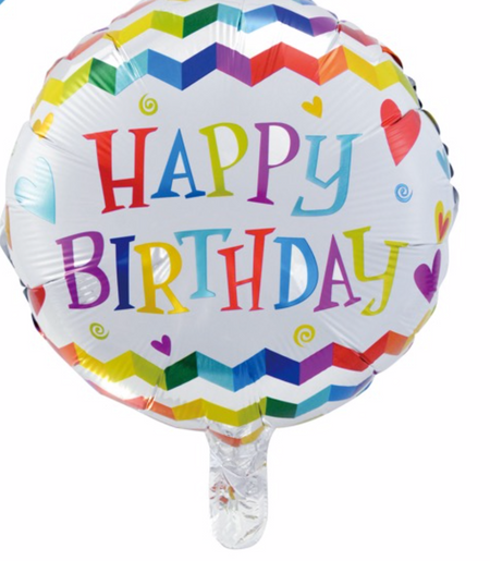 Helium Birthday Balloon