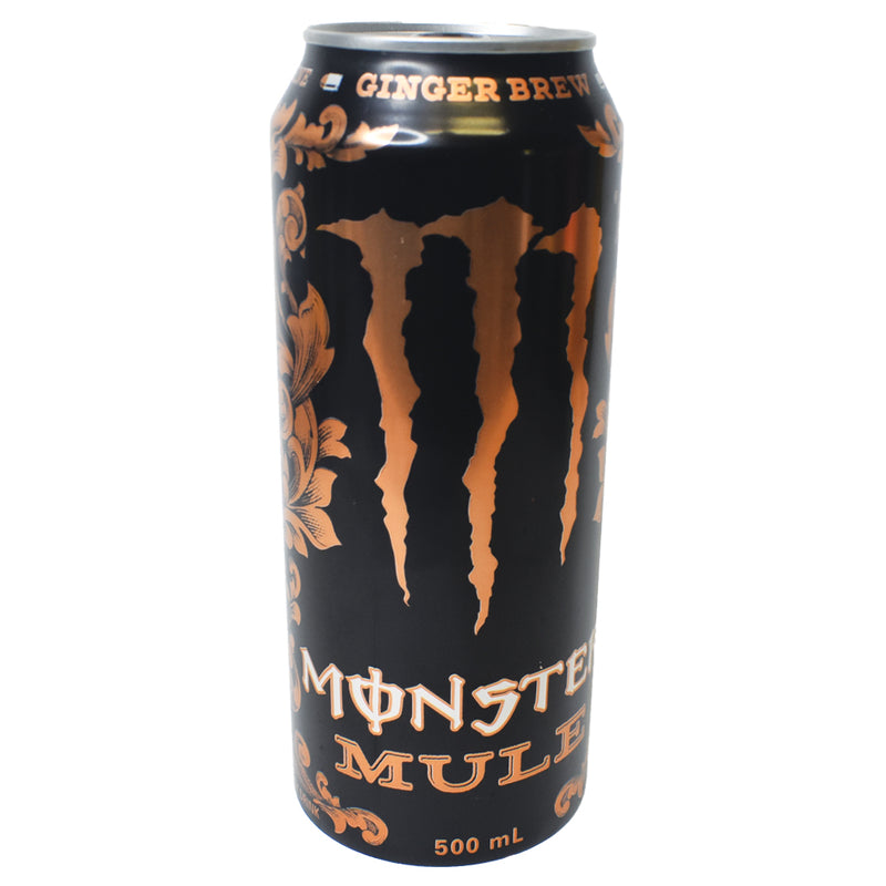 MONSTER GINGER BEER