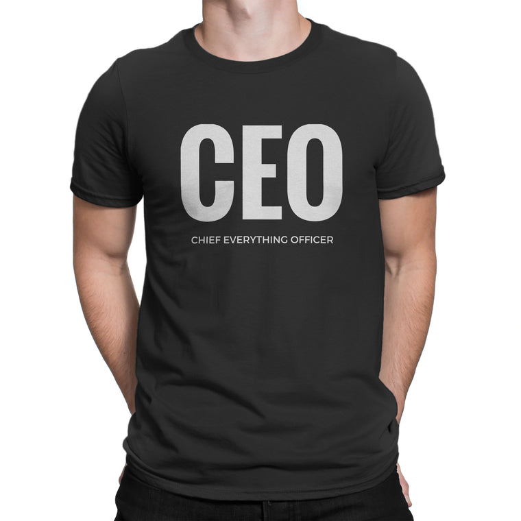 Chief Everything Officer