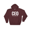 Chief Everything Officer Hooded Sweatshirt