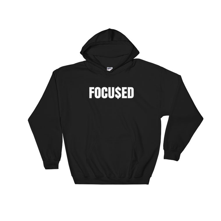Focused Hooded Sweatshirt