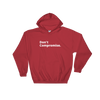 Don't Compromise Hooded Sweatshirt