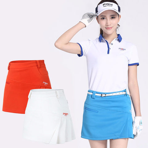 Golf Skirt Lady Women Golf Clothing - T