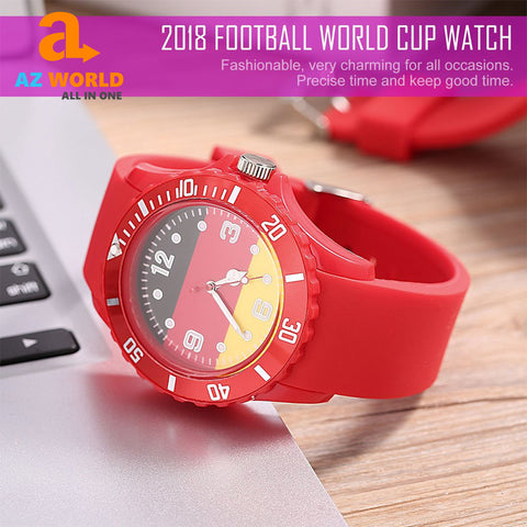 Image of Germany Flag Wristwatches - K