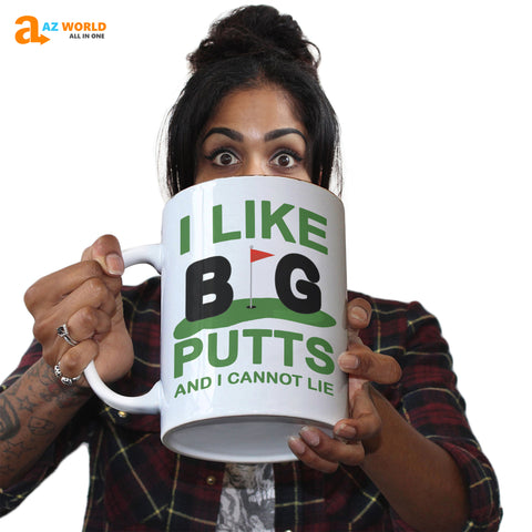 AZWorld-Golf™ Funny Giant Mugs - 70oz