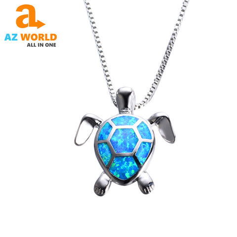 Image of Opal Turtle Jewelry Sets