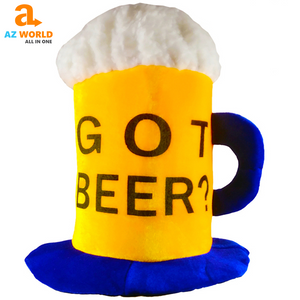 Got Beer Carnival Party Costume Hat