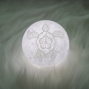 Hawaii Turtle Moon Lamp - Special Product