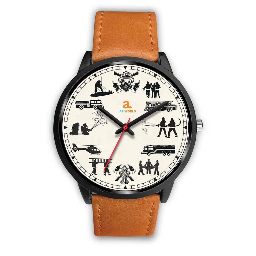 AZWorld-Firefighter™ Watches
