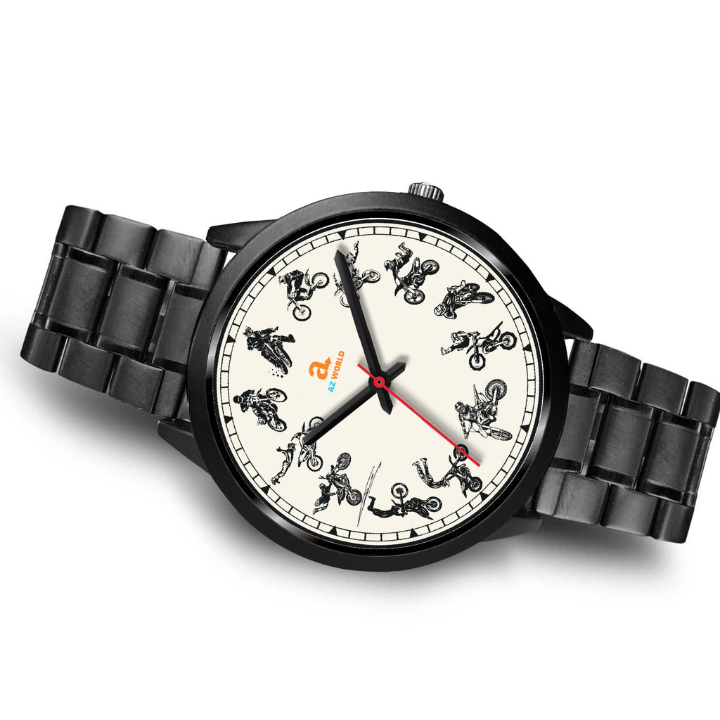 AZWorld-Motocross™ Watches