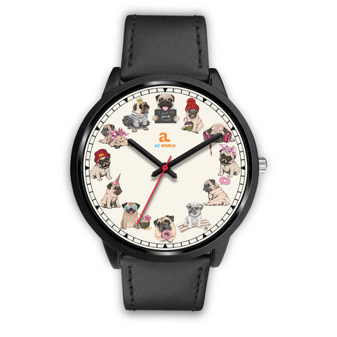 Image of AZWorld-Pug™ Watches