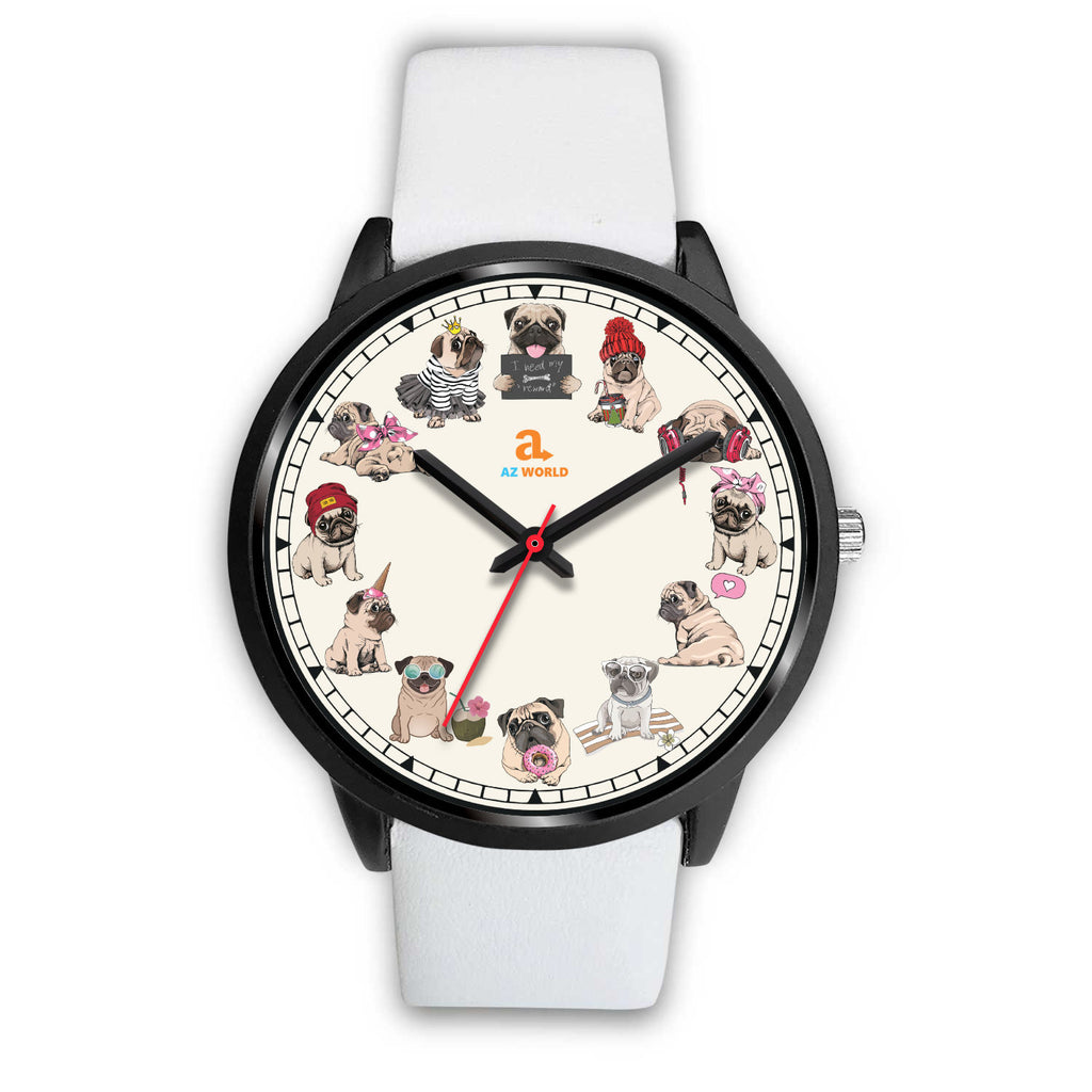 AZWorld-Pug™ Watches