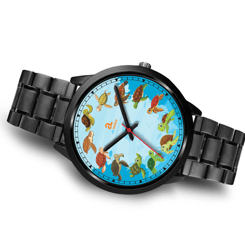 Image of AZWorld-SeaTurtle™ Watches