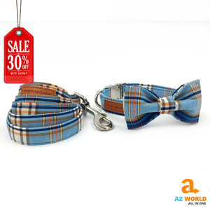Pet Leash With Bow Tie - TH