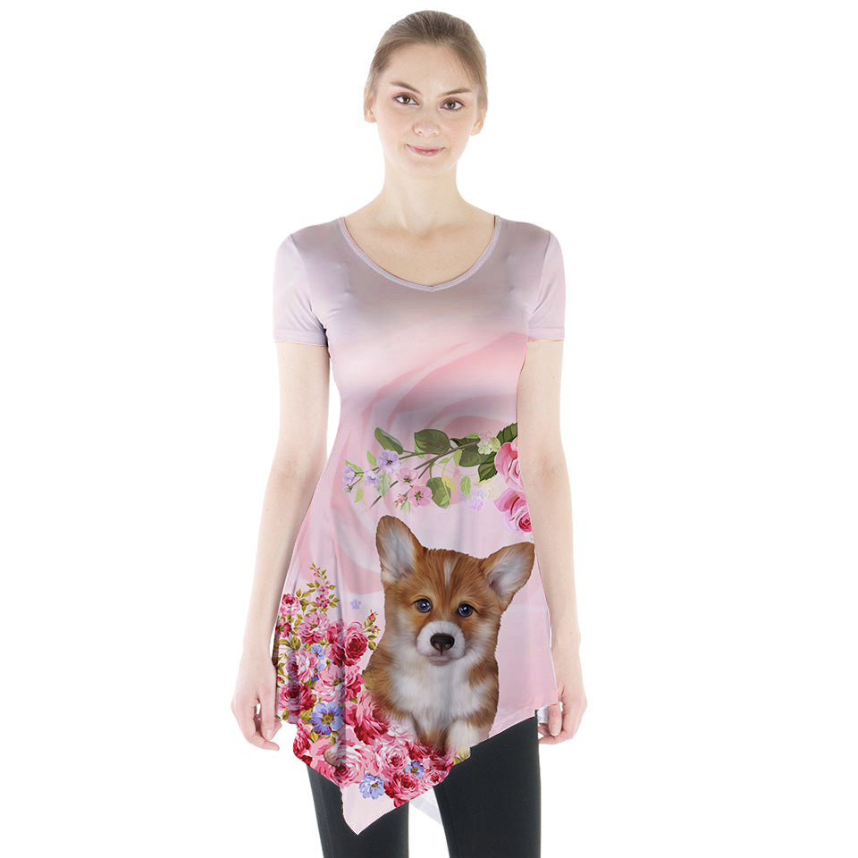 AZWorld-CorgiFlower™ - Special Product