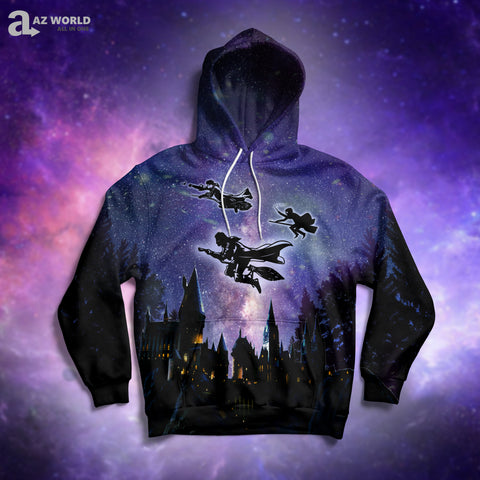 Image of Wizards Galaxy Hoodie