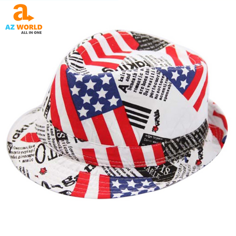 Image of Baby Flag Hat - TH