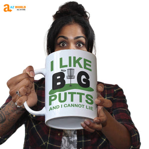 AZWorld-DiscGolf™ Funny Giant Mugs - 70oz