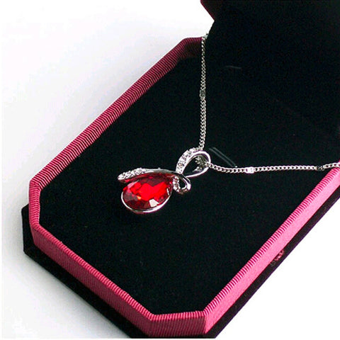 Crystal Necklaces Pendants And Jewerly - Necklace Women