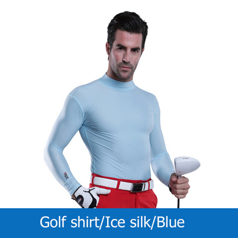 Men's Golf Clothing Sunscreen Shirt - T