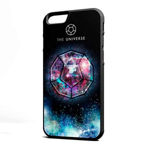 Luminous The Universe Phone Case - Night Light Fashion Phone Back Cover Cases - Glowing in The Dark