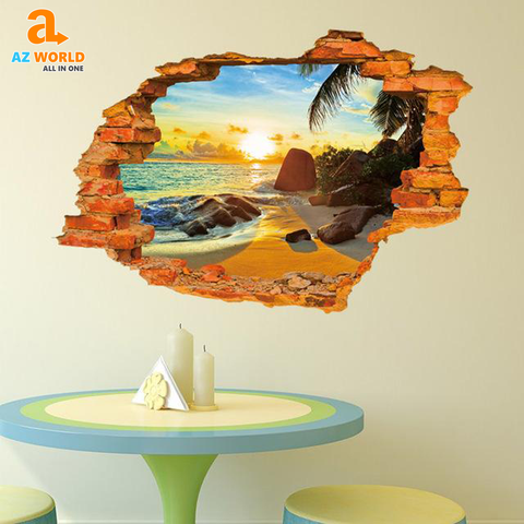 Image of 3D Sticker Wall  60*90CM - TR