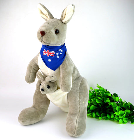 Image of Kangaroo Parents Teddy