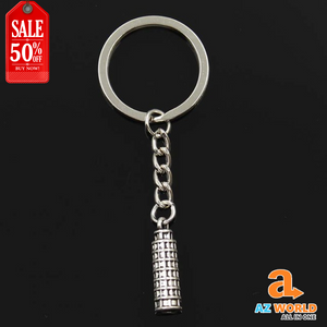Keychain Leaning Tower Of Pisa Italy - TR