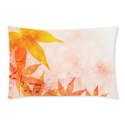 Image of Maple Leaf Bedding Set