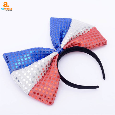 Image of France Cute Bow Headbands - M2