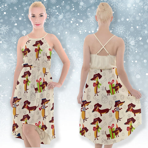 AZWorld-Dachshund™ Dresses - Special Limited Christmas Edition