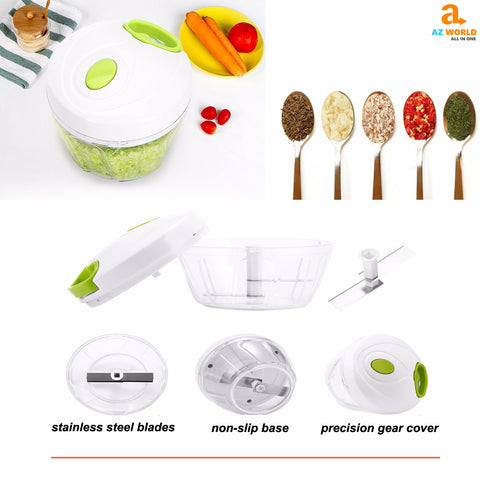 Food Chopper Cooking Gadgets -