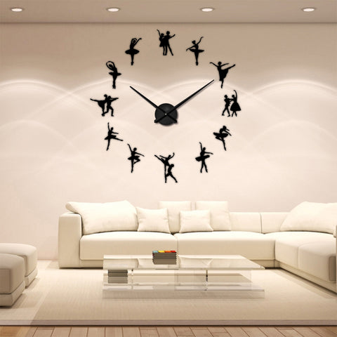 BALLET DIY wall Clocks - Special Product