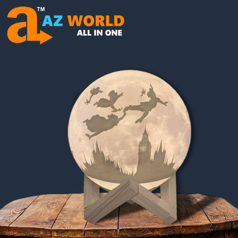 Neverland Moon Lamp - Special Product