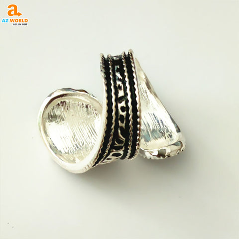 wales spoon ring Snake Skin Spoon Ring SCOTTISH SCOTLAND rings ring Az World Store