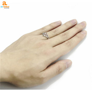 Stainless Steel Celtic Knot Ring - M2