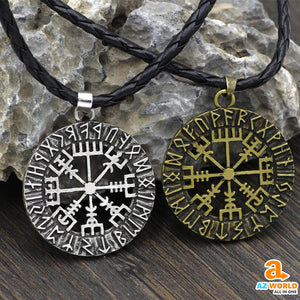 vikings, Viking Elder Futhark Rune Pendant Necklace, viking, sweden, rune, pendant necklace, pendant, norway, necklaces, necklace, Iceland, finland, ELDER FUTHARK, denmark, Az World Store