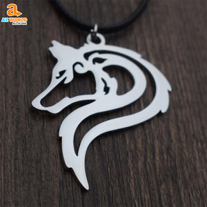 norway, sweden, denmark, finland, Iceland, pendant necklace, necklace, wolf, vikings, VIKING, necklaces, Az World Store