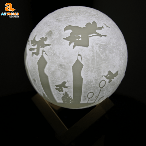 Quidditch Moon Lamp - Special Product