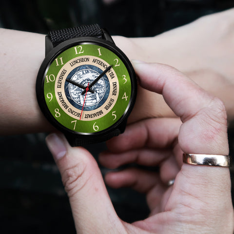 Image of AZWorld-SecondBreakfast™ Watches