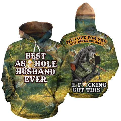 Best Fishing Couple Hoodies - Y7