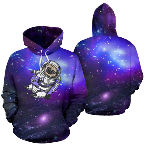 AZWorld - GalaxyPug™ Hoodies