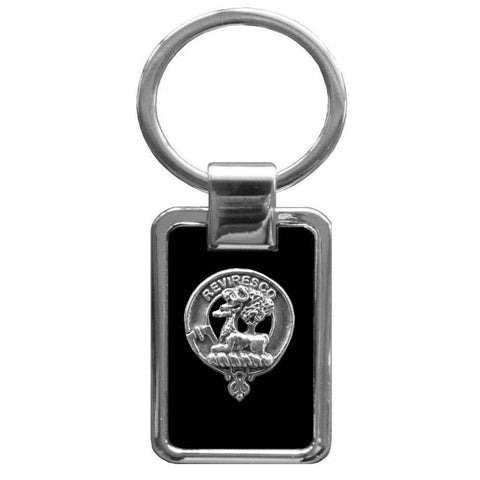 Maxwell Clan Stainless Steel Key Ring - Y7