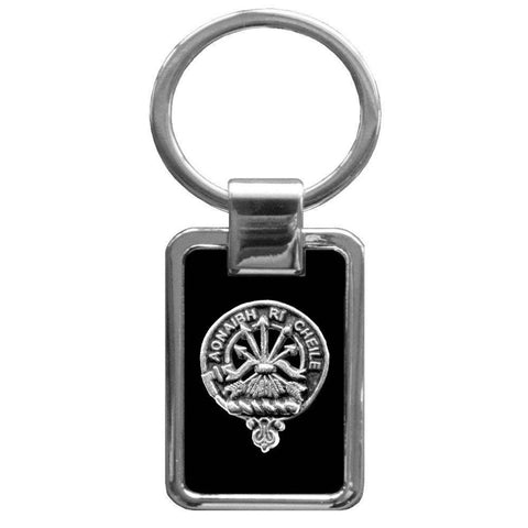 Cameron Clan Stainless Steel Key Ring - Y7