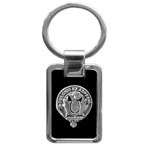 Ferguson Clan Stainless Steel Key Ring - Y7