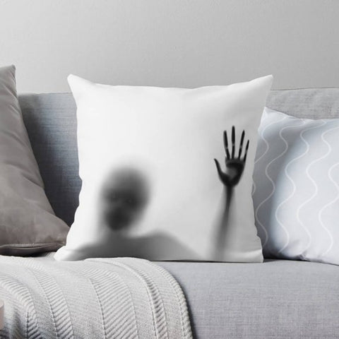 Image of (Available only in USA) Halloween Cushion 04 | Creepy Pillow | Creepy Decor